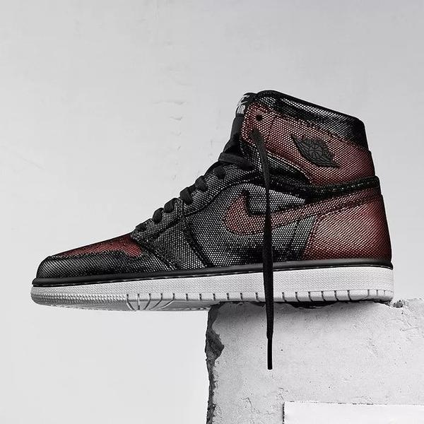 IMPACT Air Jordan 1 High Fearless 金屬 玫瑰金 黑 無懼 籃球鞋 CU6690-006
