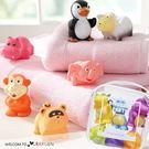 熱銷Elegant Baby噴水卡通小動物 洗澡玩具