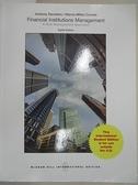 【書寶二手書T1/大學商學_JP8】Financial Institutions Management(8/E)_Saunders