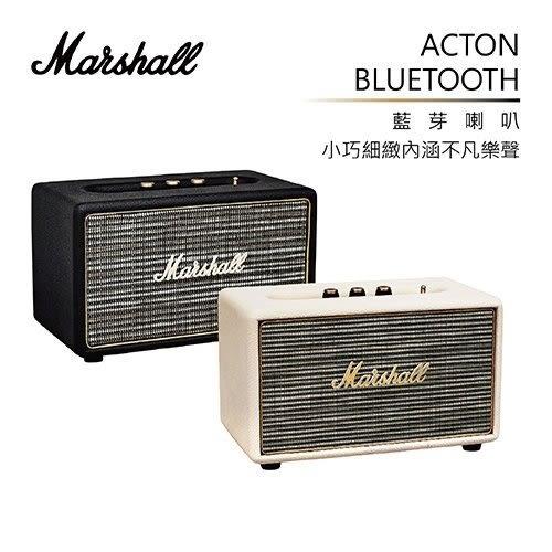 【限時下殺+24期0利率】Marshall 英國 藍芽喇叭 Acton Bluetooth