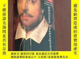 二手書博民逛書店complete罕見works of william shakespeare 威廉·莎士比亞全集Y12880