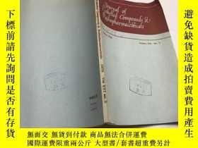 二手書博民逛書店Journal罕見of labelled compounds radiopharmaceuticals 1979