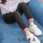 春季小腳褲兒童彈力修身鉛筆褲