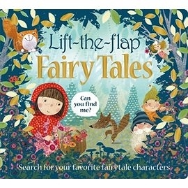 【童話故事綜合版】 LIFT-THE-FLAP : FAIRY TALES /硬頁翻翻書