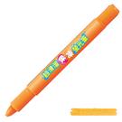 【奇奇文具】雄獅 FM-902 橘 超滑溜果凍螢光筆