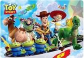 【拼圖總動員 PUZZLE STORY 玩具總動員  /80P/Tenyo/迪士尼/兒童/紙板/日本進口拼圖