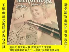 二手書博民逛書店Postcards罕見from Menopause: Wishi