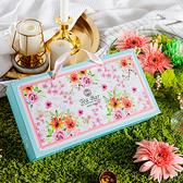【德國農莊 B&G Tea Bar】 粉紅恬蜜午茶禮盒(三角茶包10入+茶匙)