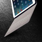 超薄平板手機無線藍芽鍵盤安卓蘋果ipad電腦迷你摺疊保護皮套通用  魔法鞋櫃  igo
