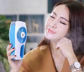 噴霧加濕制冷器手持電風扇迷你學生宿舍USB可充電便攜式小型空調   夢曼森居家