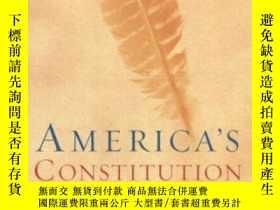 二手書博民逛書店America s罕見ConstitutionY256260 Akhil Reed Amar Turtleba
