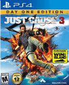 PS4 正當防衛 3 (英文版)