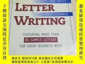二手書博民逛書店business罕見Letter Writing:featuri