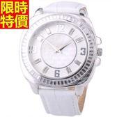 鑽錶-有型獨特個性女腕錶5j23【巴黎精品】