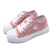 Champion 休閒鞋 Cookie 粉紅 白 女鞋 復古 餅乾鞋 基本款 運動鞋【PUMP306】 922220266