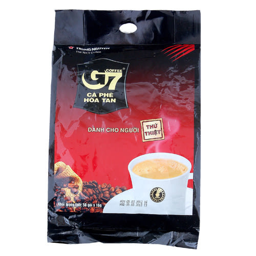 G7越南三合一咖啡16g*50入【愛買】