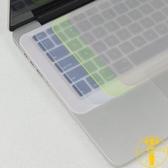 2個裝 電腦鍵盤保護貼膜筆記本墊全覆蓋防塵罩貼紙聯想華碩【雲木雜貨】