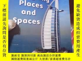 二手書博民逛書店Designing罕見Places and SpacesY153
