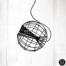 吊燈★創意設計 自由曲線單吊燈 (黑)✦燈具燈飾專業首選✦歐曼尼✦