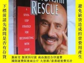 二手書博民逛書店Relationship罕見Rescue(英文原版, 美國著名脫