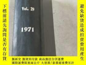 二手書博民逛書店materials罕見evaluation Vol.29 197