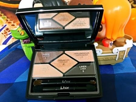 Dior 迪奧設計師眼妝盤 色號#708 限量盒【百貨專櫃貨】☆全新盒裝