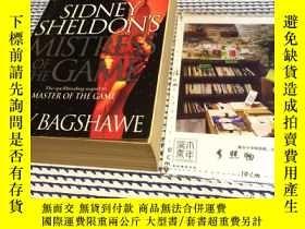 二手書博民逛書店英文原版罕見Sidney Sheldon s Mistress
