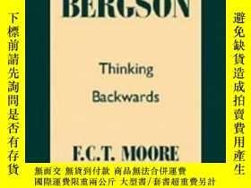 二手書博民逛書店罕見BergsonY255562 F.c.t. Moore Cambridge University Pres