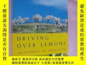 二手書博民逛書店Driving罕見over Lemons:an optimist