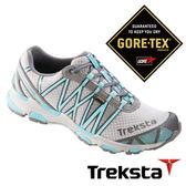 Treksta SYNC II 女 Gore-Tex 防水戶外多功能鞋  水藍  KR16BW 戶外 健行鞋 機能鞋│登山 露營