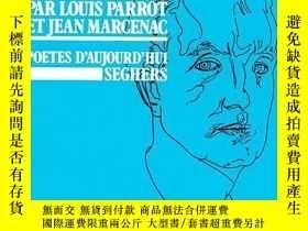 二手書博民逛書店Paul罕見EluardY364682 Louis Parrot Seghers 出版1974
