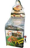 暑假  蜜蜂機 BUZZ BUZZ BEE 撈球機 親子育樂 活動規劃 運動公園.