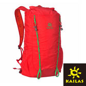 【Kailas】隨行專業休閒背包18L『紅色/綠色』KA30073A2 登山|露營|休閒|旅遊|戶外