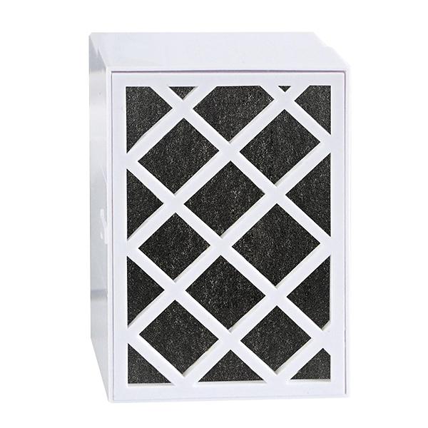 AZmall 除甲醛車用空氣清淨機 濾網適用市面上他牌機型 (4顆/盒)