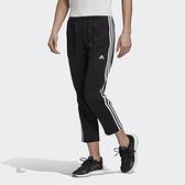 Adidas 女款黑色運動長褲-NO.GJ0456
