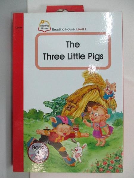【書寶二手書T1/兒童文學_DM6】The three little pigs_Catherine Eisele, Beat Eisele, Dina Sun