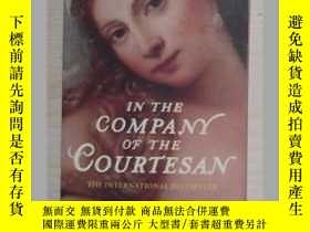 二手書博民逛書店In罕見the Company of the Courtesan