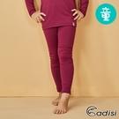 ADISI 童遠紅外線彈性保暖褲AUP1821102 (110-160) / 城市綠洲 (抗靜電、白竹炭、消臭、發熱衣)