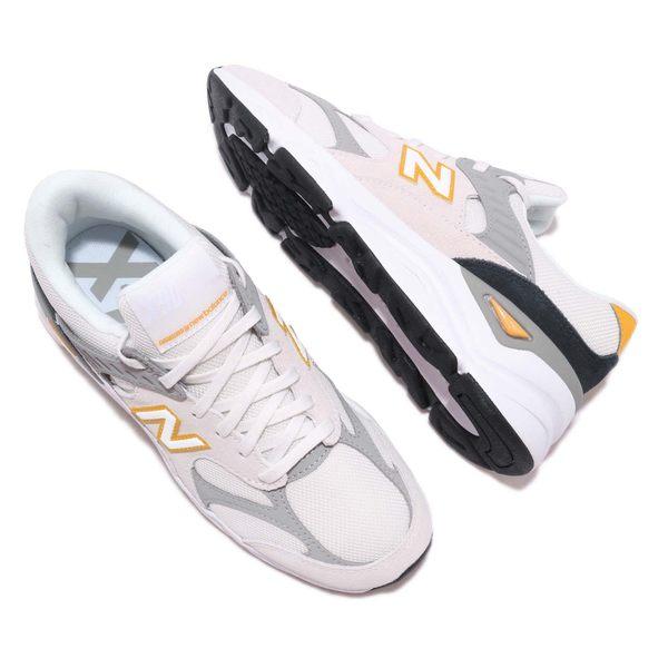 New Balance復古 休閒女鞋 麂皮 灰白N字鞋  NO.WSX90RPB