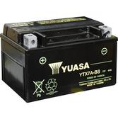 YUASA 湯淺 YTX7A-BS 機車電瓶/電池 正廠零件★全館免運費★『電力中心』