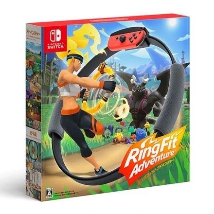 【現貨】任天堂 Nintendo Switch 健身環大冒險 Ring Fit Adventure 同捆組