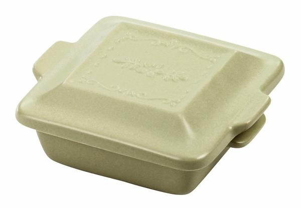 【日本製】 【HyggeStyle】 美濃燒耐熱陶器系列 焗烤盤 小 乳白色 SD-6365 - 日本製 美濃燒
