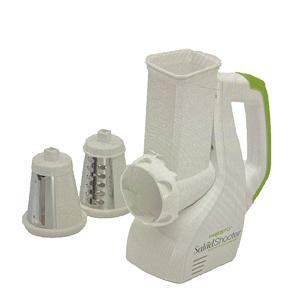 [9美國直購] Presto 電動切菜機 食物處理機 白色 02910 Salad Shooter Electric Slicer/Shredder