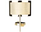 MXL PF-005-G 金屬網 防噴麥 口水罩 金色 公司貨 保固一年