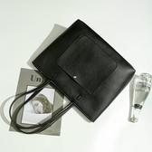現貨 側背包女大容量韓版簡約百搭手提包【極簡生活】