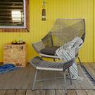 【南洋風休閒傢俱】戶外休閒桌椅系列-扇形...