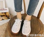 運動鞋女INS百搭2020秋季女鞋新款韓版平底板鞋休閒網紅小白鞋子  (橙子精品)