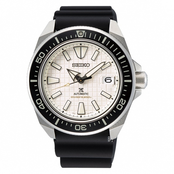SEIKO 精工 Prospex 200米潛水機械錶 SRPE37K1 _ 4R35-03W0Z