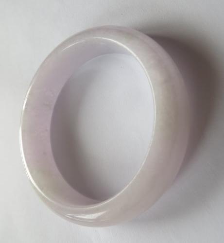 緬甸玉A貨手鐲  #0446  55.3mm