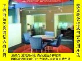 二手書博民逛書店Materials罕見And Components Of Interior Design-室內設計材料與構件Y
